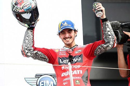Misano MotoGP: Bagnaia fends off Quartararo to win on home turf