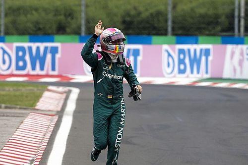 Vettel rischia la squalifica: nel serbatoio non c'era 1 litro di benzina