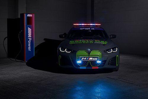 BMW M a révélé un Safety Car 100% électrique pour la MotoE