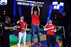 Brasileiro leva título de Gran Turismo das Américas