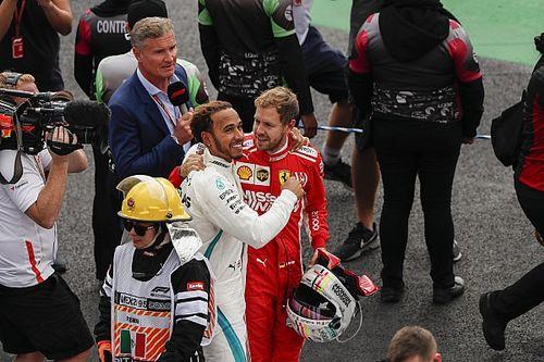Vettel, Ferrari'den ayrılmanın şokunu atlatmasına Hamilton'un nasıl yardım ettiğini anlattı