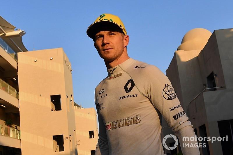 Hülkenberg: Nem félek Ricciardótól