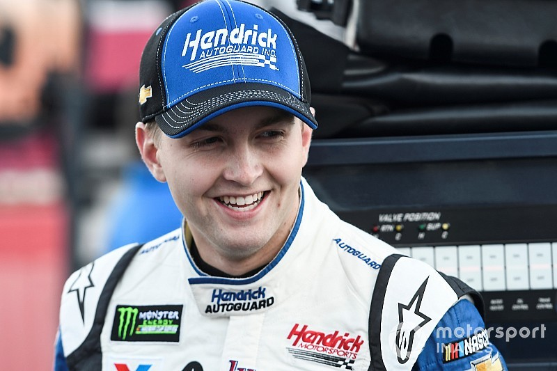 William Byron hopes to