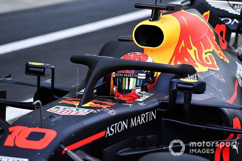Red Bull admite que el ascenso de Gasly llegó