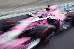 Racing Point представит машину 2019 года в Канаде