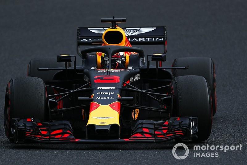 Ricciardo: Yarış temposunda Ferrari seviyesindeyiz