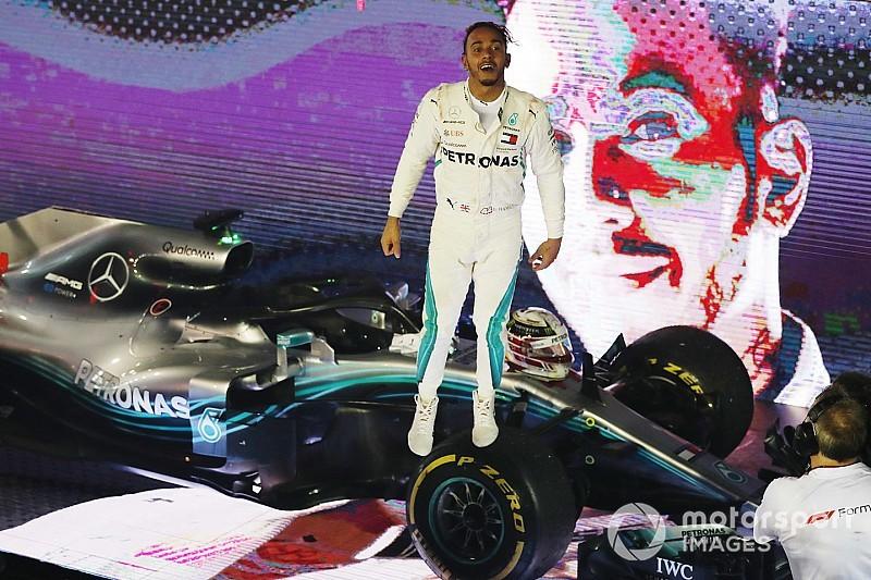 Mondiale piloti F1: Hamilton ha 40 punti di vantaggio su Vettel dopo Singapore