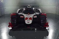 Toyota rilis LMP1 penantang WEC 2019-20