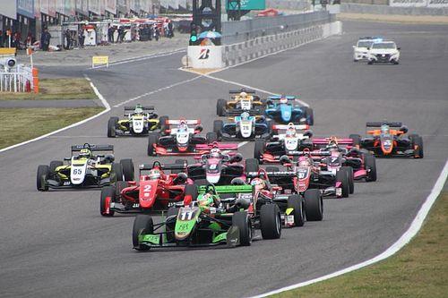 Японскую Ф3 переименуют в Суперформулу Lights