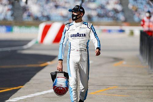 """F1: Williams confirma permanência de Russell após """"confusão"""" em Portugal, fechando porta para Pérez"""