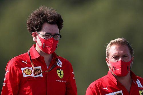 Binotto, jefe de Ferrari F1, tampoco estará en Bahréin