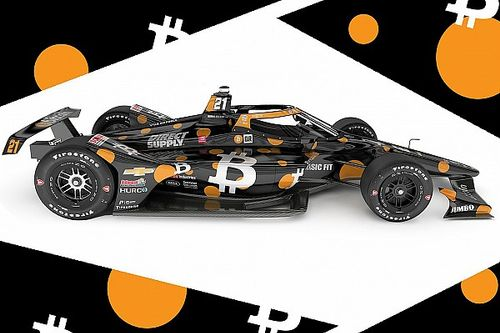 Ed Carpenter Racing to run Bitcoin livery at the Indy 500