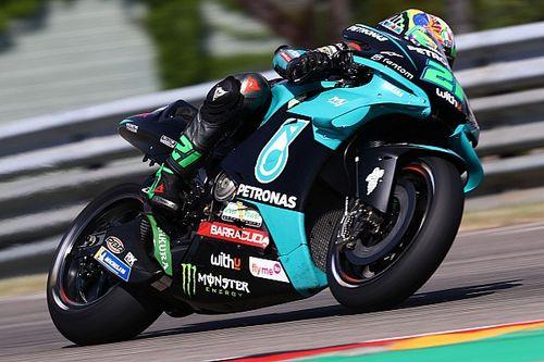 Вице-чемпион MotoGP пропустит ближайшую гонку