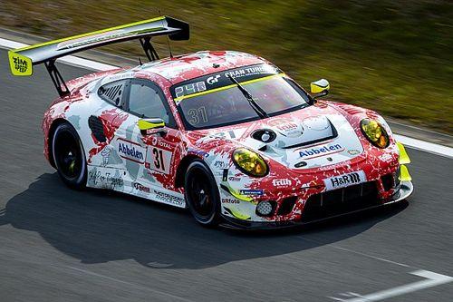 Dublet Porsche na Nordschleife