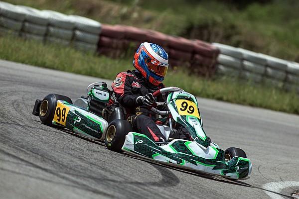 Karting Rüzgarı Körfez'de Esti