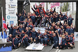WRC Stage report Argentina WRC: Paddon secures maiden victory with stunning Power Stage win