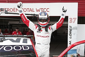 WTCC Race report Argentina WTCC: Lopez fights hard to take home race win