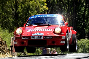 Other rally Breaking news Eighties F1 stars sign on for Classic Adelaide rally