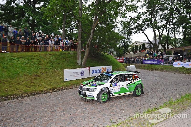 Estonia, PS3: Sirmacis torna sul podio, Lukyanuk allunga