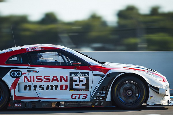 Blancpain Endurance Simmons, Parry, Moore set for Nissan Blancpain entry