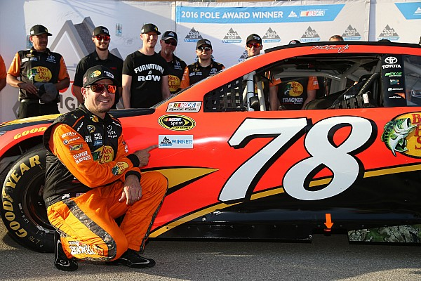 Truex would like to stay with Furniture Row