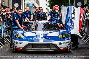 Le Mans Breaking news Ford sweats on fourth Le Mans GT entry being accepted