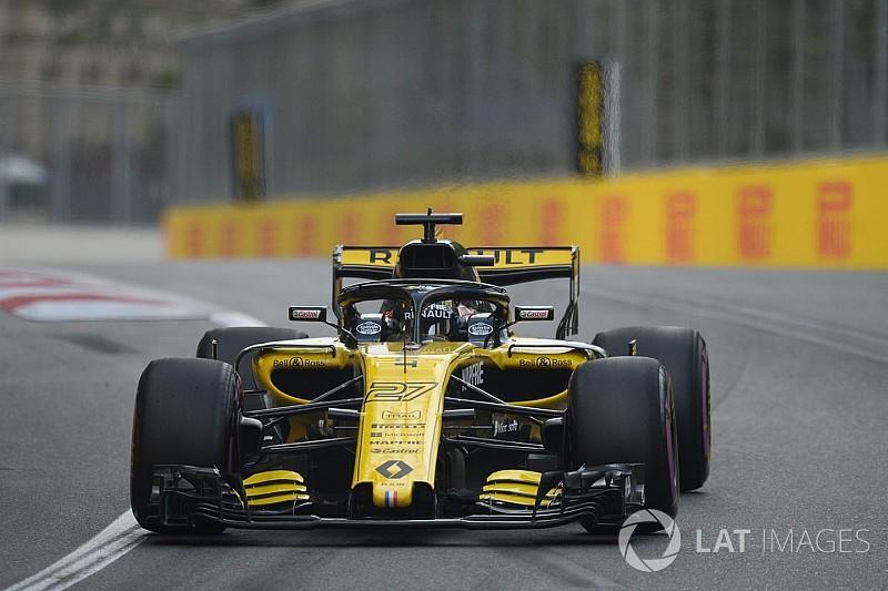 Renault, sezon sonuna kadar lider grupla farkı 0.5 saniyeye düşürmeyi hedefliyor