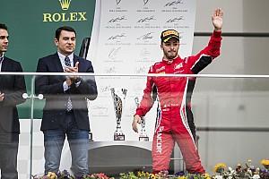 FIA F2 Intervista Fuoco: