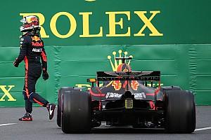 Formule 1 Actualités Verstappen et Ricciardo réprimandés après leur accrochage