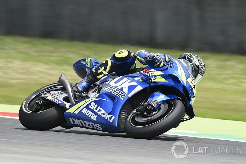 Mugello, Warm-Up: Iannone davanti a Marquez e Dovi, Rossi settimo