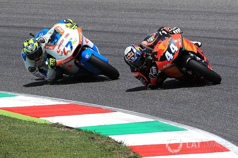 Fotogallery: la KTM di Oliveira ferma la striscia tricolore al Mugello