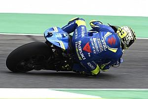 MotoGP Practice report Mugello MotoGP: Iannone tops FP2, huge crash for Pirro