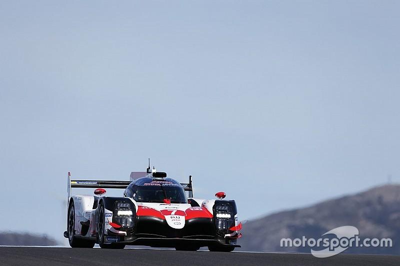 公式テストを前にトヨタがコメント「悲願のル・マン制覇を目指す」