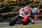 Ducati, Melandri soddisfatto a metà: