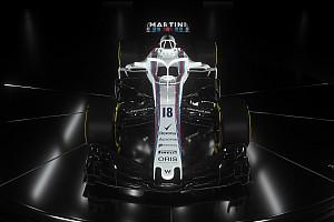 2018 Williams F1 aracı FW41 tanıtıldı!