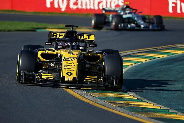 Formel 1 Renault mehr unter Druck: Willkommen bei den Big Boys!