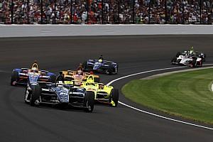 IndyCar Actualités Examen de passage mitigé pour la nouvelle monoplace à Indy