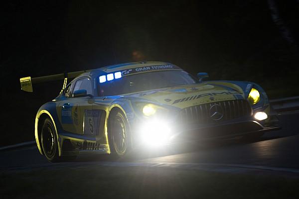 """Endurance Nieuws Buurman op de valreep derde in 24 uur Nürburgring: """"Het was alles of niets"""""""