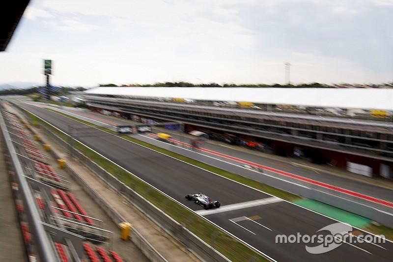 Barcelona to host F1 2019 pre-season testing