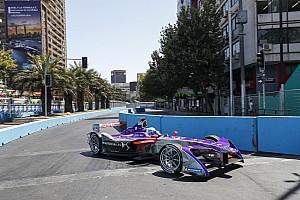 Formula E Prove libere Sam Bird firma la prima uscita a Santiago del Cile!
