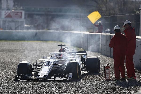Formula 1 Breaking news Sauber must sort