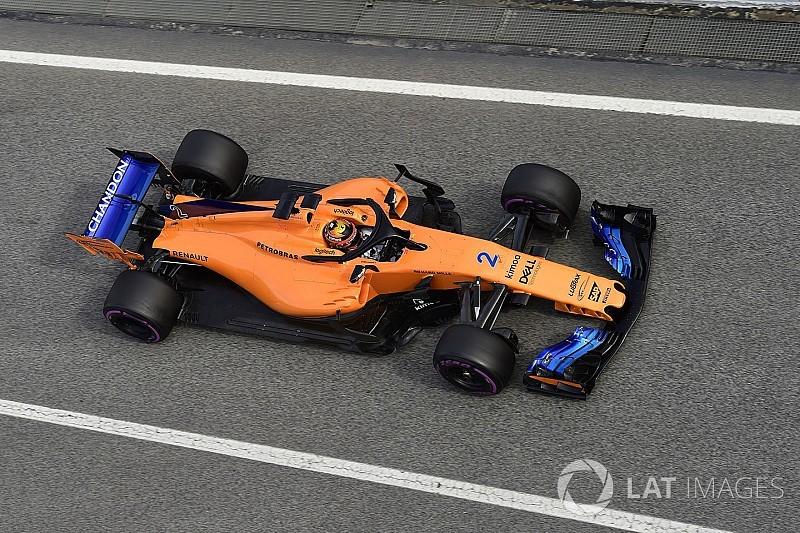 """McLaren rennt: Ein """"gutes Gefühl"""" - endlich mal für länger!"""
