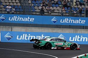 Így rohant bele a rajtnál Green Müllerbe: dupla Audi KO