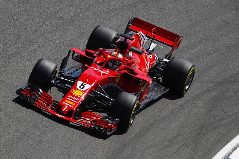 Qualifs - Vettel fait comme chez lui, Hamilton perd gros