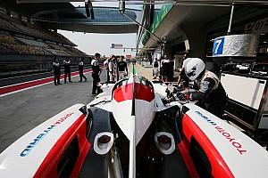 WEC Отчет о квалификации Toyota впервые с июля взяла поул в WEC
