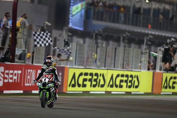 World Superbike WorldSBK Qatar: Rea pecahkan rekor poin Edwards