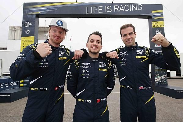 European Le Mans Ön Bakış Salih Yoluç ve TF Sport ekibi şampiyonluk için piste çıkıyor