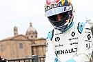 Formule E e.dams : Buemi