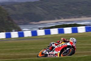 Márquez logró su pole 44 en Australia