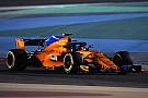 Alonso : Le week-end de McLaren